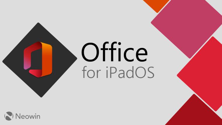 Microsoft使用增强的Split View功能更新了iPadOS的Word和PowerPoint