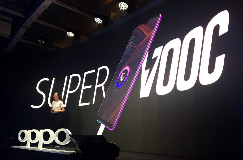 Oppo警告:40W快速充电会降低智能手机电池的电量