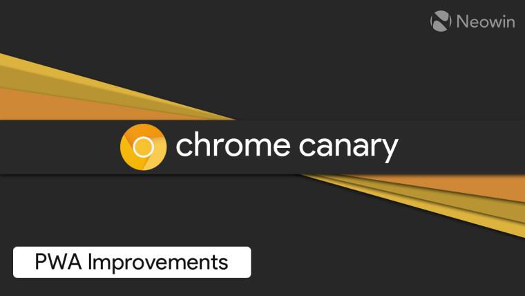 Chrome Canary现在可让固定的PWA在Android和Windows上显示应用程序快捷方式