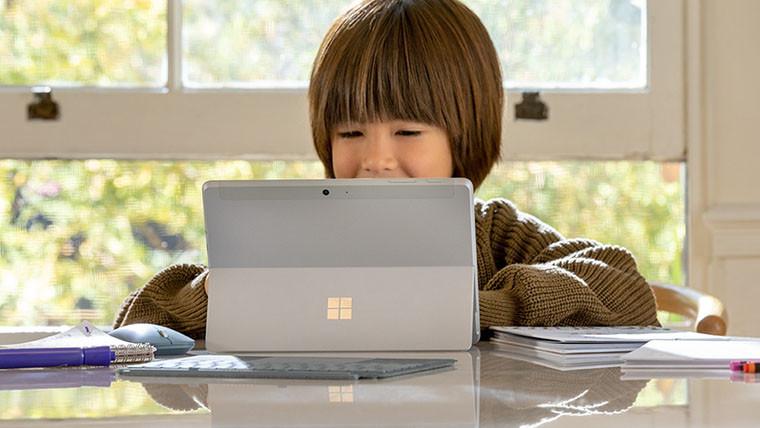 微软的Surface Go 2,Surface耳机2和Surface耳塞现已上市