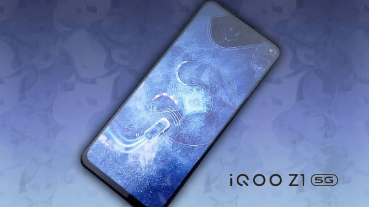 全球首款Dimensity 1000+智能手机iQOO Z1售价350美元