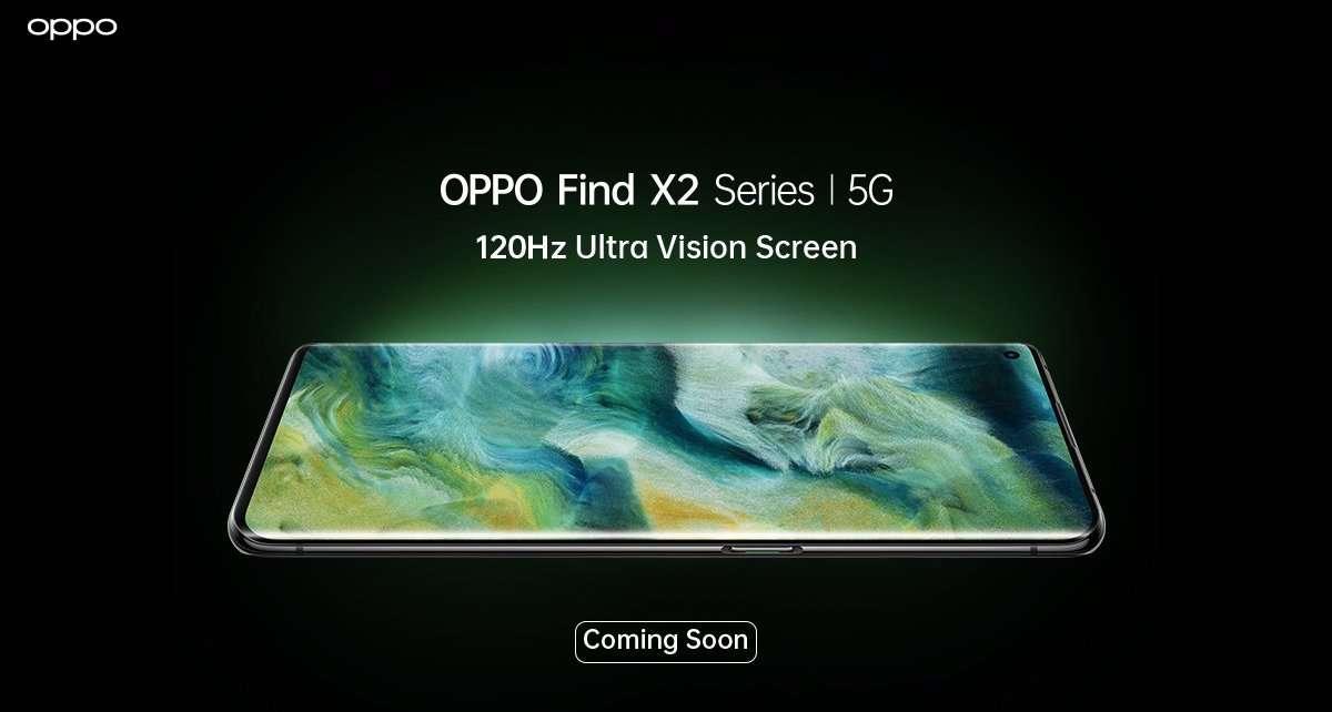 """OPPO Find X2系列即将在印度推出,亚马逊""""通知我""""选项现已上线"""