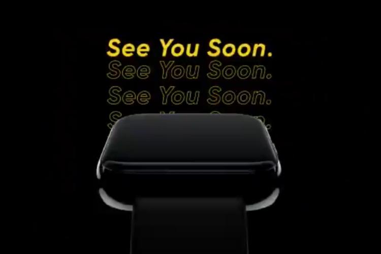 Realme手表即将在印度首次亮相