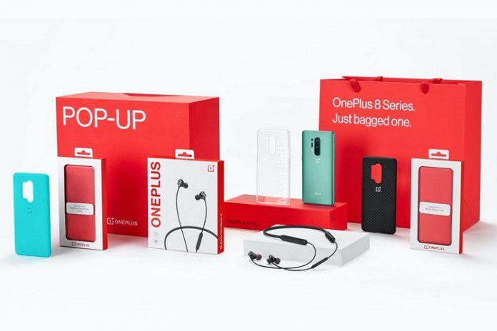 OnePlus 8和8 Pro将于5月29日在印度正式发售