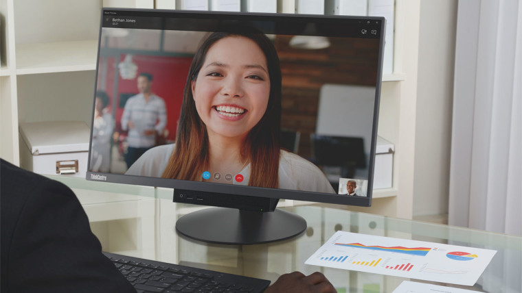 联想宣布采用英特尔®博锐™处理器的新型ThinkCentres和ThinkPads