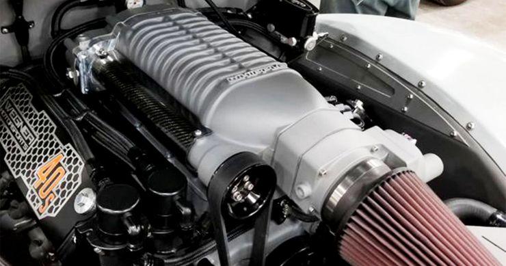 交换!1940年福特皮卡组935马力增压LS3