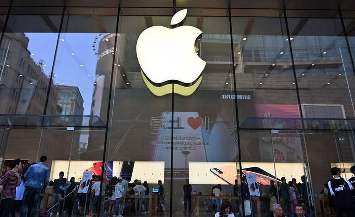 中国威胁要对苹果实施非常严厉的制裁