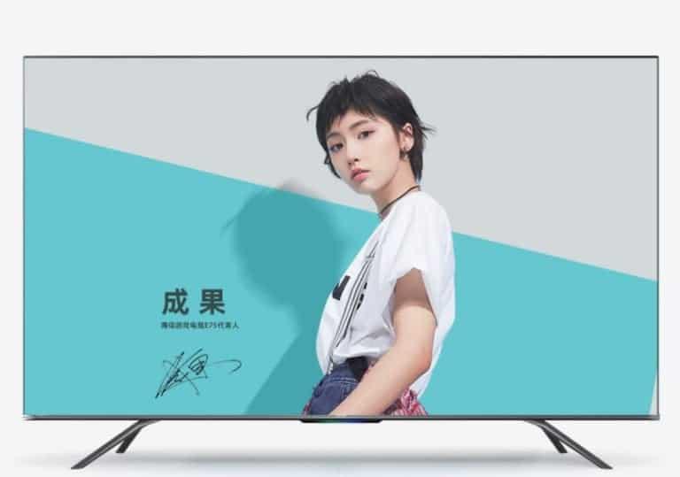 首款具有55英寸4K / 120Hz屏幕的海信E75游戏电视