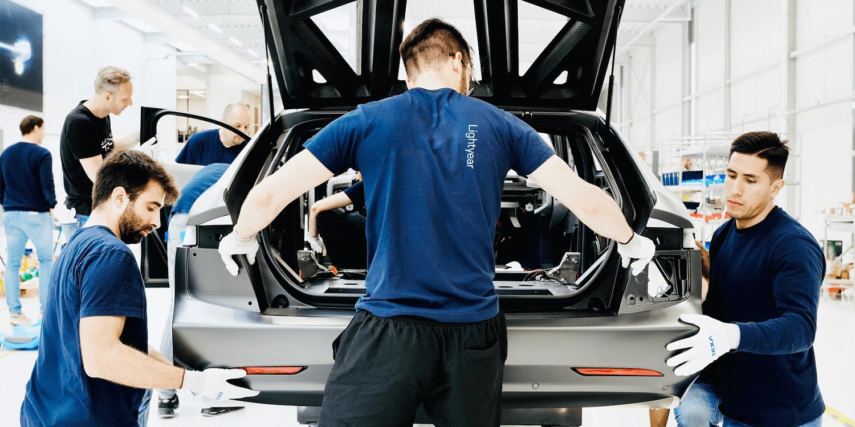 Lightyear希望制造负担得起的电动汽车