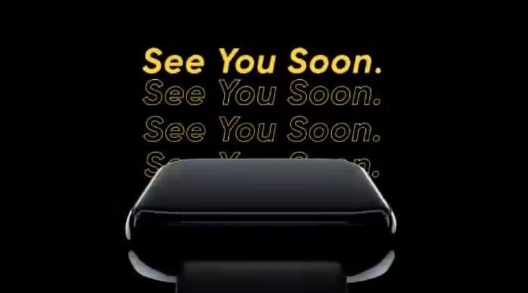 Realme Watch确认将于5月25日与Realme TV一同发布