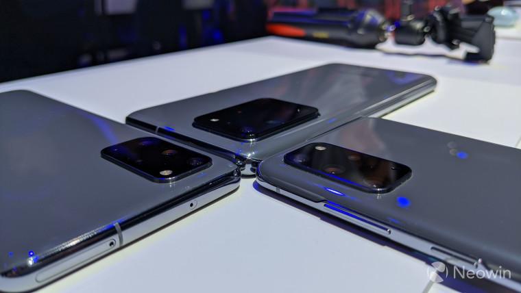 三星Galaxy Note20 +可能附带108MP相机
