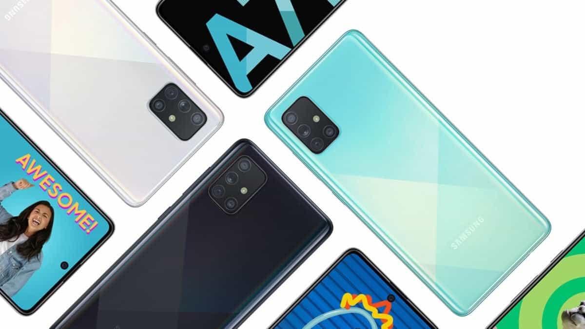 新的GALAXY A手机可能会很快获得光学图像稳定功能