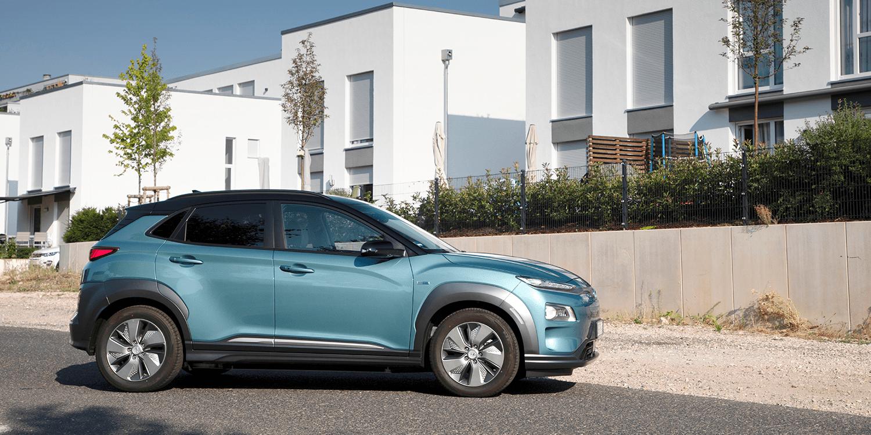 现代提高了在欧洲生产的科纳电动汽车的范围