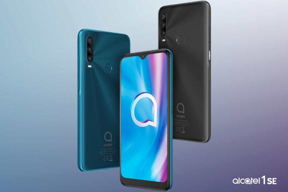 阿尔卡特发布面向欧洲市场的两款新型廉价智能手机