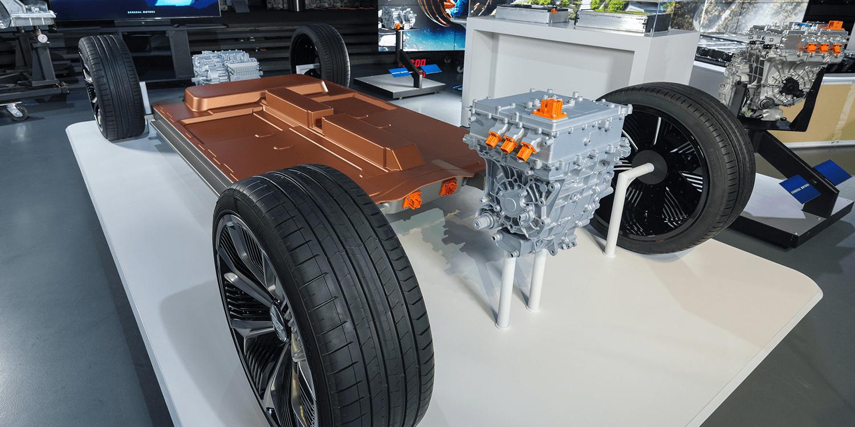 本田将使用通用汽车的新电动车平台