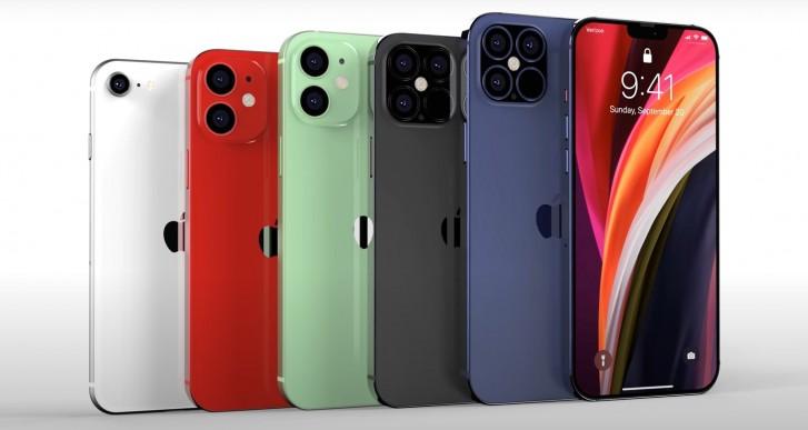 LG,Sharp和O-film陆用相机订单获得iPhone 12型号-DigiTimes