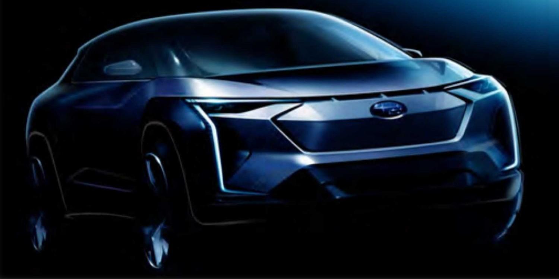 斯巴鲁的首款电动车型将于2021年问世