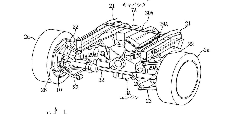 马自达获得混合动力旺克驱动器专利