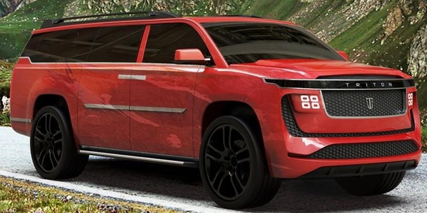 海卫一宣布推出名为Model H的大型电动SUV