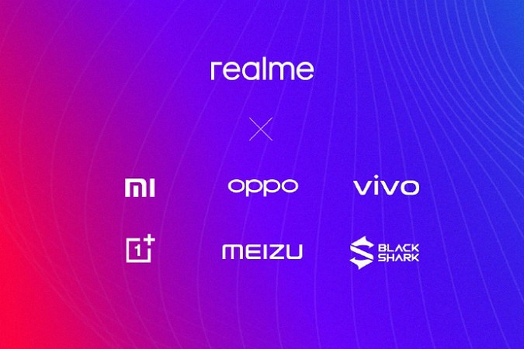 OnePlus,Realme,Black Shark,魅族加入小米,Oppo,Vivo的Android P2P文件传输联盟