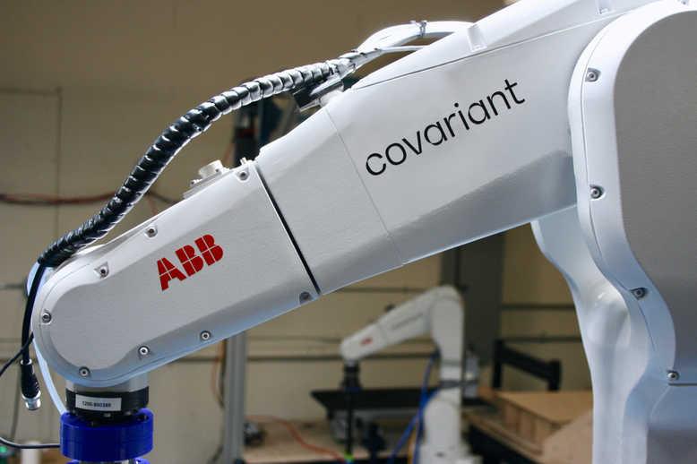 创业聚焦:Covariant的工业机器人AI