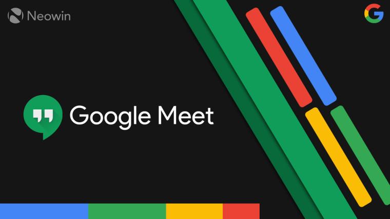 "Google现在允许用户在Gmail中显示或隐藏""开会""选项"