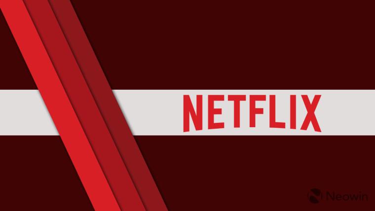 Netflix取消了不活跃的帐户