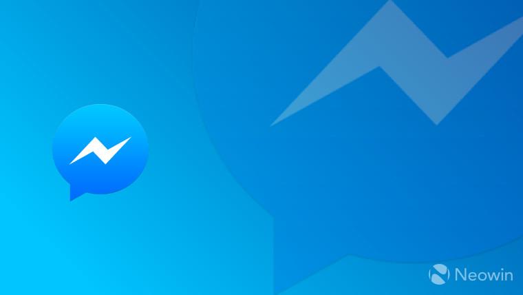 Facebook Messenger现在可以帮助您识别假用户