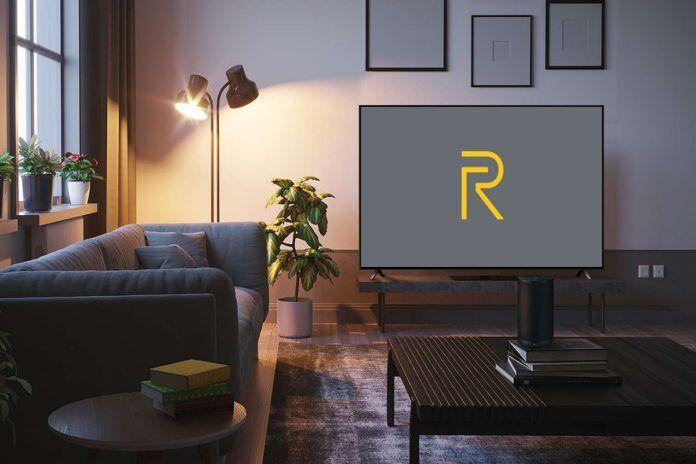 Realme TV首次亮相,并提供Netflix,Prime Video和Google Chromecast支持