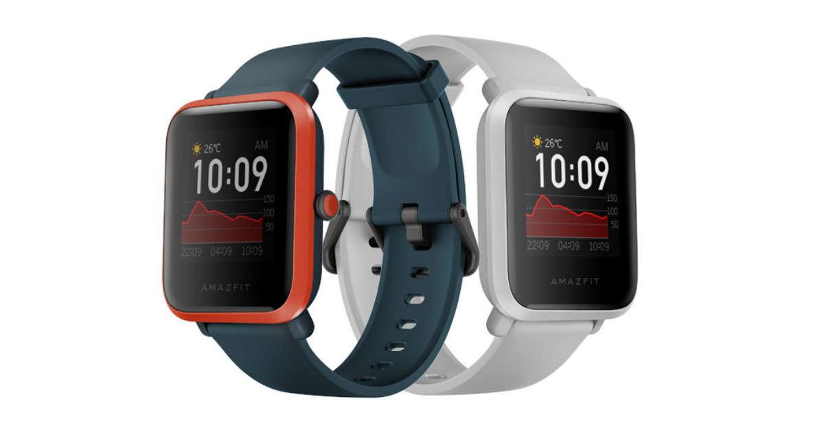 印度Amazfit Bip S智能手表将于6月3日发布,电池续航时间为40天
