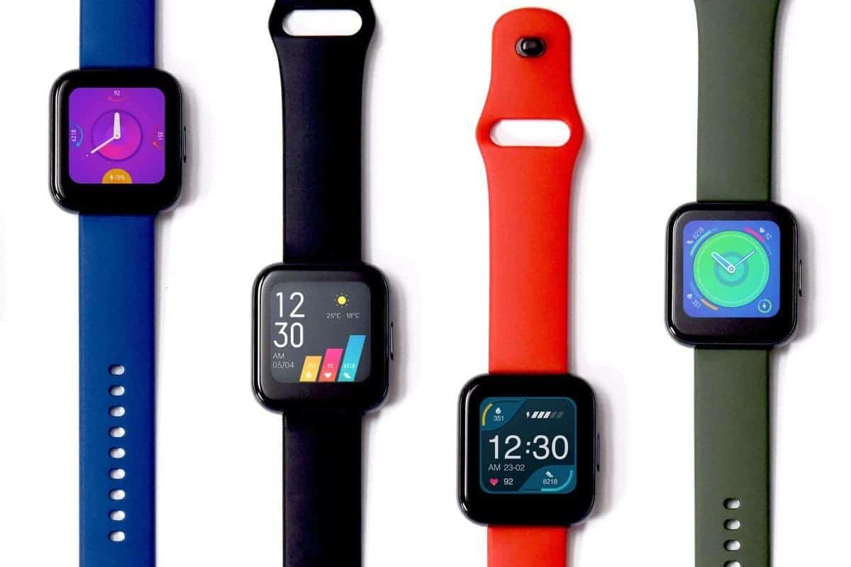 Realme Watch推出SpO2测量功能和长达9天的电池