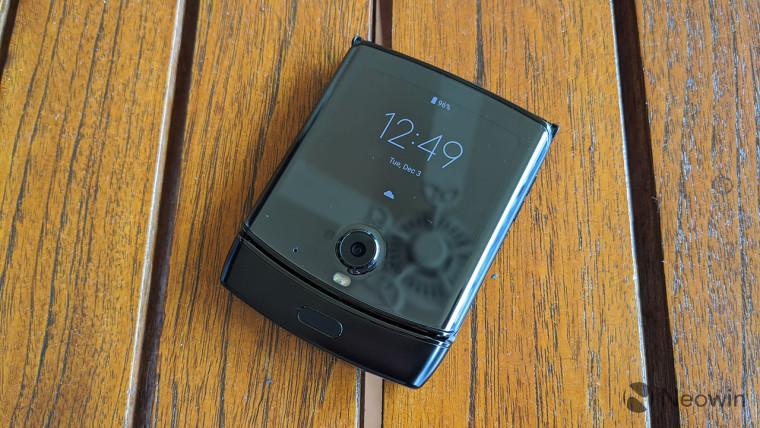 摩托罗拉剃须刀的继任者可能会配备Snapdragon 765、8GB RAM