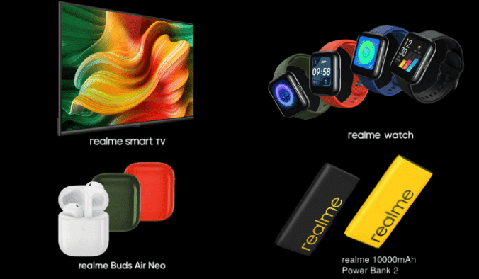 Realme移动电源2发布:10000 mAh + 18W两路快速充电