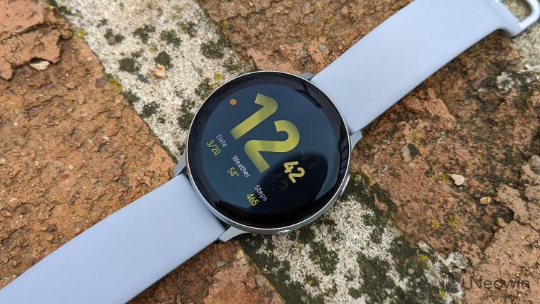 通过中国认证的新Galaxy Watch型号可能会很快推出