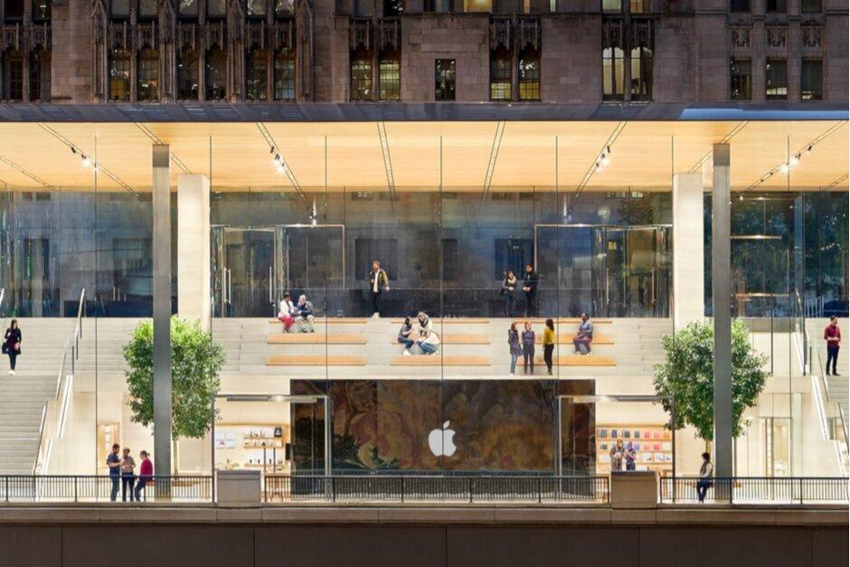 苹果本周将在美国各州重新开设100家实体店