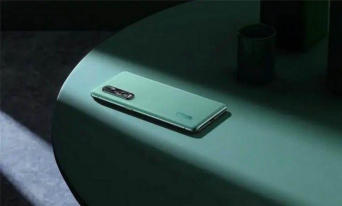 OPPO FIND X2 PRO绿色纯素食皮革在中国正式上市