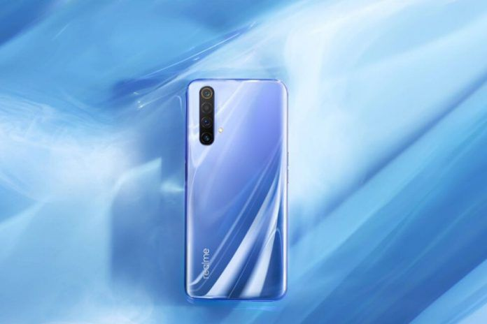 Realme X50t 5G(RMX2052)可能是X50系列的第五种型号,在Google Play支持的设备列表中被发现