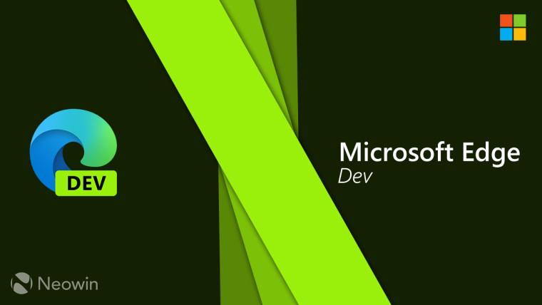 Edge Dev build 84.0.522.5现已上线,Edge 85即将发布