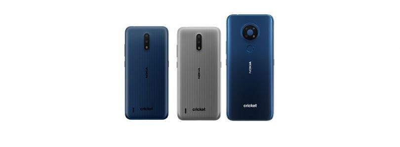 HMD Global推出三款低价诺基亚智能手机,用于板球无线