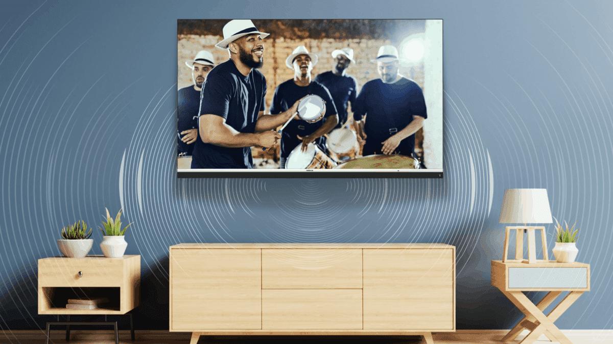 诺基亚43英寸智能电视可能于6月4日在印度通过FLIPKART正式上市