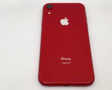 苹果现在出售翻新的iPhone XR