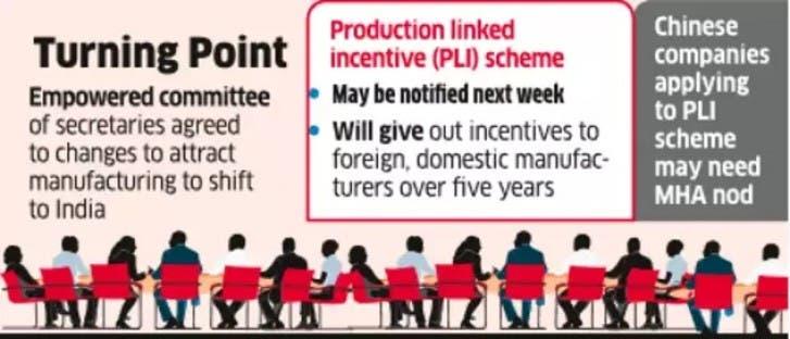 印度正在加大力度激励苹果公司和其他公司扩大本地生产