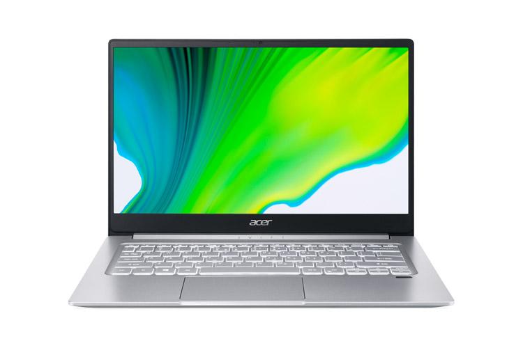 宏cer的新Swift 3是印度第一台配备Ryzen 4000系列处理器的笔记本电脑