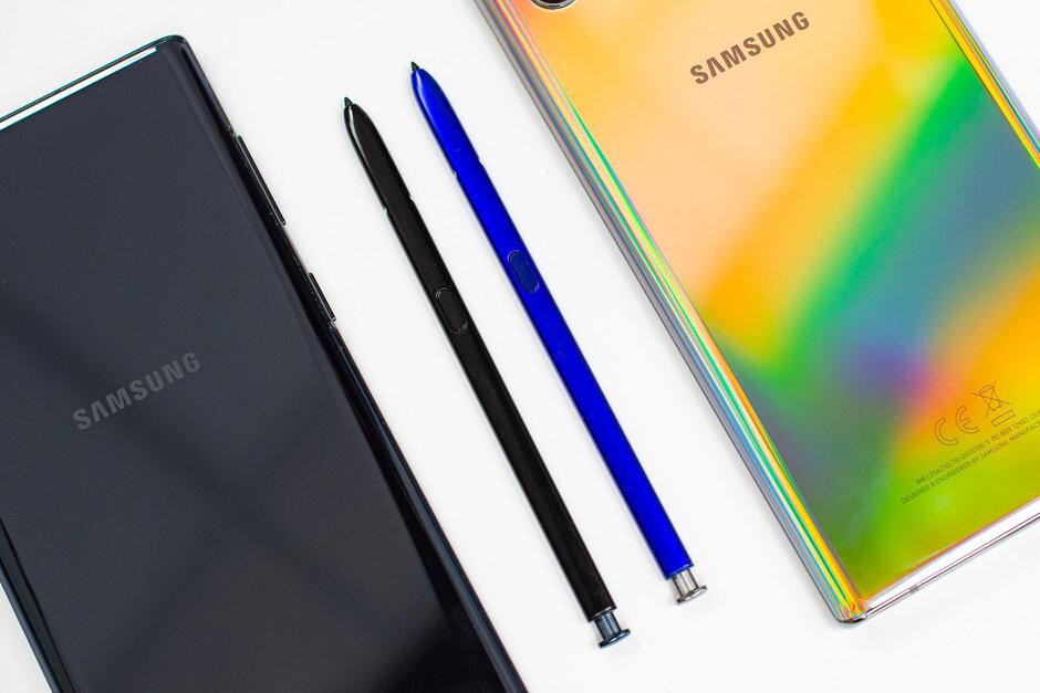 Galaxy Note 20可能具有更大的电池以支持其120Hz显示屏和5G规格。