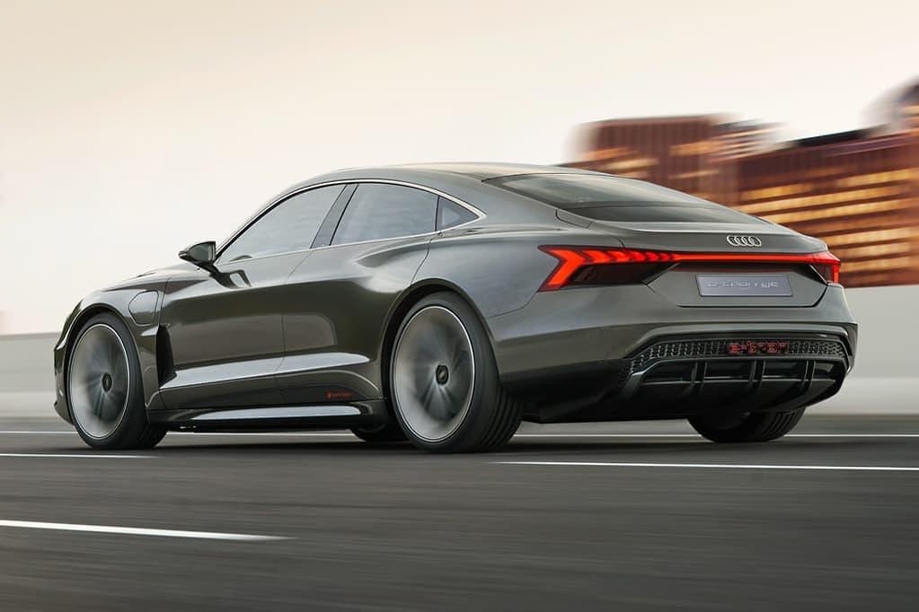 奥迪e-tron GT EV获得RS待遇