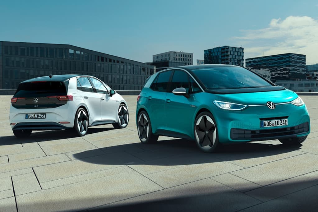 大众有望在2025年之前生产150万辆电动汽车