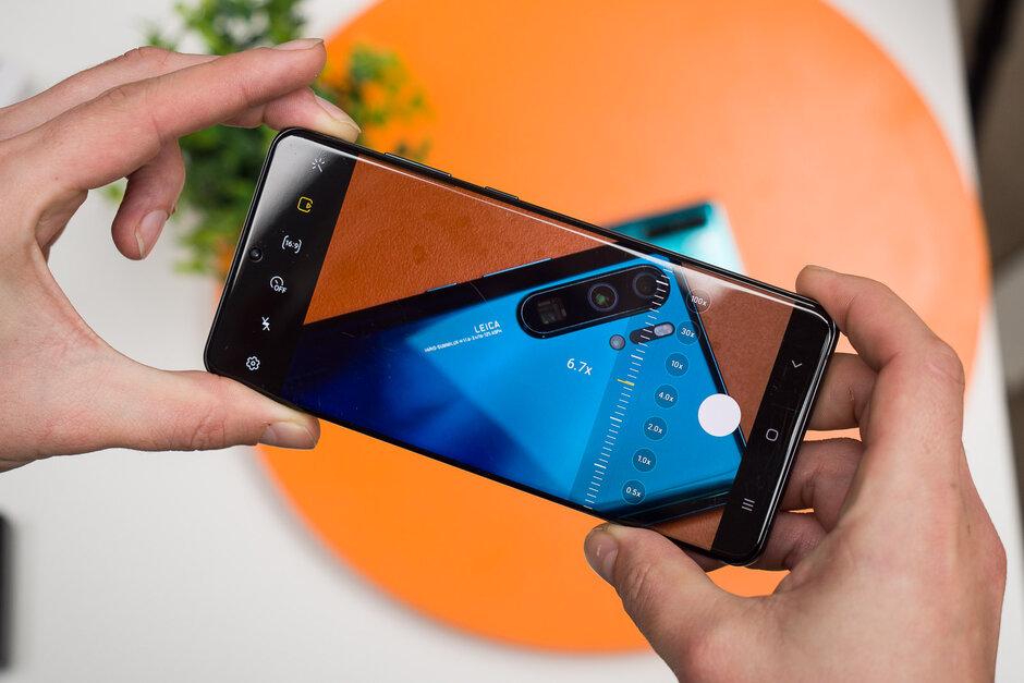 最新更新在一定程度上解决了Galaxy S20 Ultra的自动对焦问题
