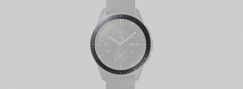 三星的下一个Galaxy Watch可以保持物理旋转表圈并监控ECG和血压