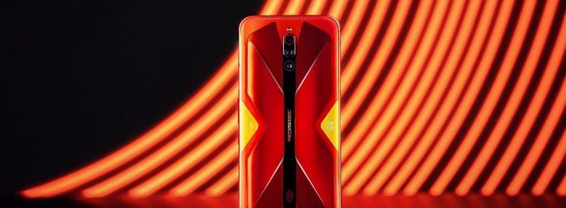 "Red Magic 5G将获得新的""热棒红色""颜色选项"