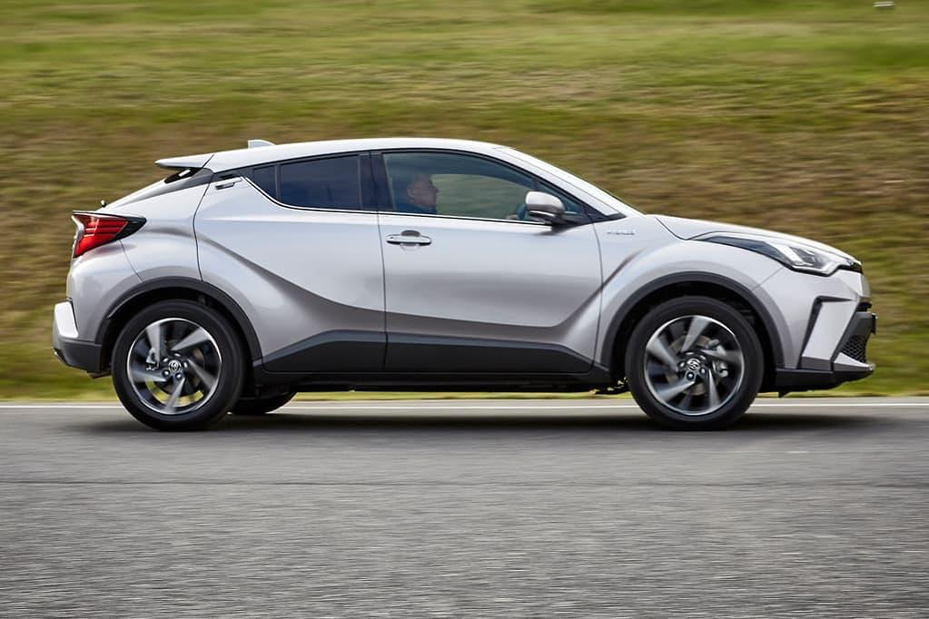 丰田正在研发第二款婴儿SUV